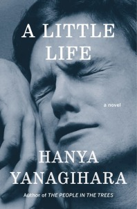 A Little Life Pained Cover