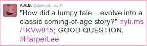 harper-lees-lumpy-tale